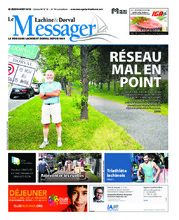 Messager de Lachine – 9 août 2018
