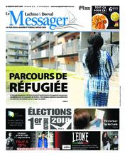 Messager de Lachine – 30 août 2018