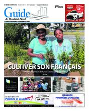 Guide de Montréal-Nord – 28 août 2018