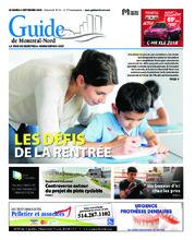 Guide de Montréal-Nord – 4 septembre 2018