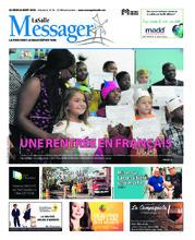 Messager de Lasalle – 23 août 2018