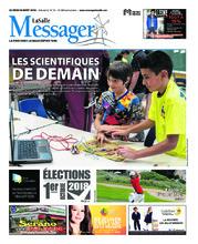 Messager de Lasalle – 30 août 2018