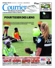 Courrier Bordeaux-Cartierville – 15 août 2018