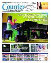 Courrier Bordeaux-Cartierville – 22 août 2018
