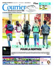 Courrier Bordeaux-Cartierville – 5 septembre 2018