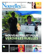 Nouvelles Hochelaga-Maisonneuve – 14 août 2018