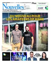 Nouvelles Hochelaga-Maisonneuve – 4 septembre 2018
