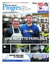 Progrès Saint-Léonard – 7 août 2018