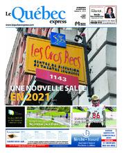 Le Québec Express – 22 août 2018