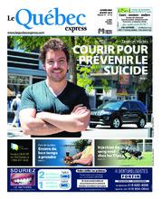 Le Québec Express – 29 août 2018