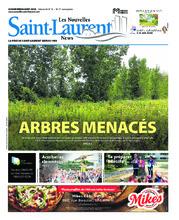 Nouvelles St-Laurent News – 8 août 2018