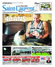 Nouvelles St-Laurent News – 15 août 2018