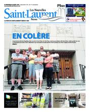 Nouvelles St-Laurent News – 22 août 2018
