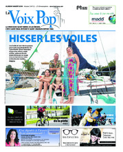 La Voix Pop – 16 août 2018