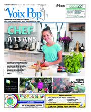 La Voix Pop – 30 août 2018
