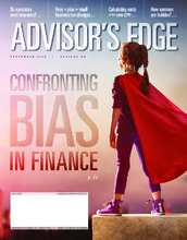 Advisor's Edge – 1 septembre 2018