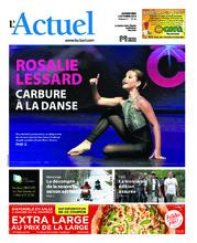 Journal L'Actuel – 3 octobre 2018