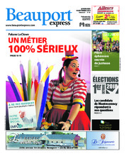Beauport Express – 19 septembre 2018