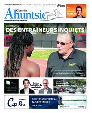 Le Courrier Ahuntsic – 12 septembre 2018