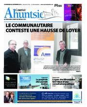 Le Courrier Ahuntsic – 26 septembre 2018