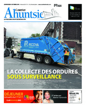Le Courrier Ahuntsic – 3 octobre 2018