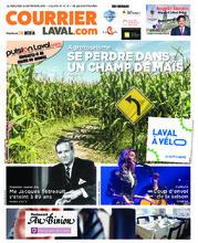 Courrier Laval (mercredi) – 12 septembre 2018