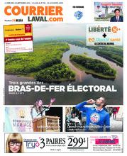 Courrier Laval (mercredi) – 26 septembre 2018