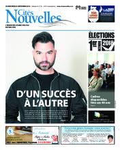 Cités Nouvelles – 26 septembre 2018