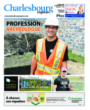 Charlesbourg Express – 12 septembre 2018