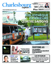 Charlesbourg Express – 19 septembre 2018