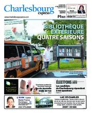 Charlesbourg Express – 19 septembre 2018