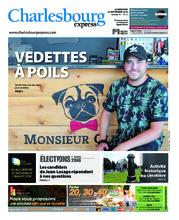 Charlesbourg Express – 26 septembre 2018