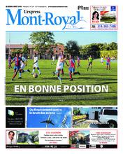 L'Express d'Outremont/V. Mont-Royal – 2 août 2018