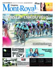 L'Express d'Outremont/V. Mont-Royal – 6 septembre 2018