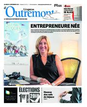 L'Express d'Outremont/V. Mont-Royal – 13 septembre 2018