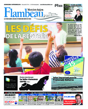 Le Flambeau – 5 septembre 2018