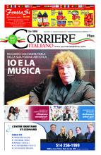 Corriere Italiano – 20 septembre 2018