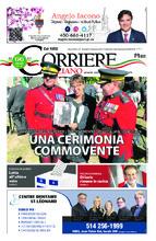 Corriere Italiano – 27 septembre 2018