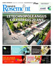 Journal de Rosemont/Petite Patrie – 11 septembre 2018