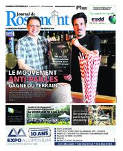 Journal de Rosemont/Petite Patrie – 25 septembre 2018