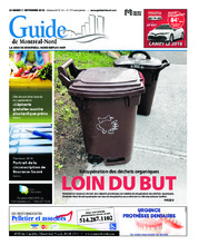 Guide de Montréal-Nord – 11 septembre 2018