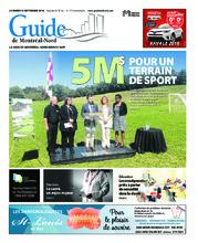Guide de Montréal-Nord – 18 septembre 2018