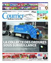 Courrier Bordeaux-Cartierville – 3 octobre 2018