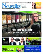Nouvelles Hochelaga-Maisonneuve – 18 septembre 2018