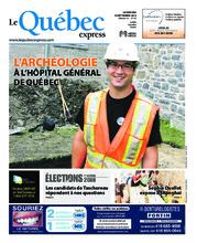 Le Québec Express – 12 septembre 2018
