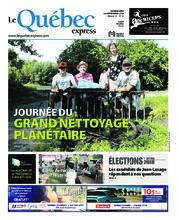 Le Québec Express – 26 septembre 2018