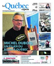 Le Québec Express – 3 octobre 2018