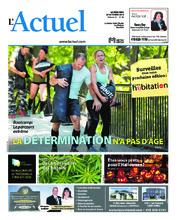 Journal L'Actuel – 24 octobre 2018