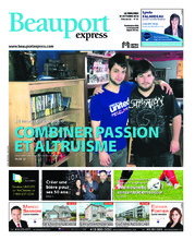 Beauport Express – 31 octobre 2018