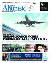 Le Courrier Ahuntsic – 10 octobre 2018